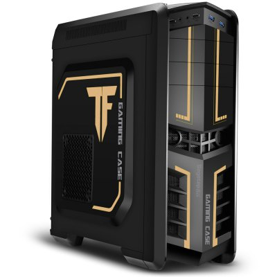 Segotep Chariot TF Mid Tower Gaming Computer Case
