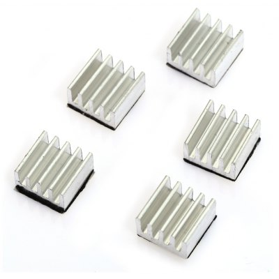 5PCS Aluminum 3D Printer Heatsink
