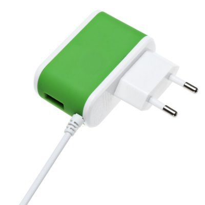ES - D14 USB Charger Adapter with Micro USB Charging Connector