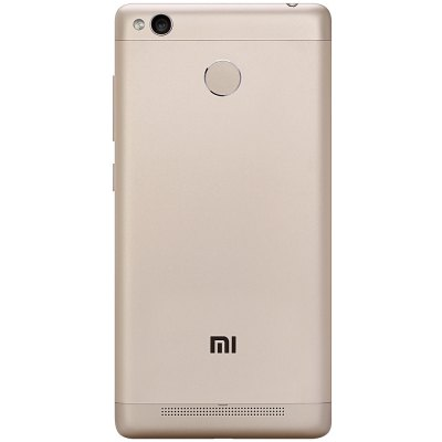 Xiaomi Redmi 3S 3GB RAM 4G SmartphoneCell phones<br>Xiaomi Redmi 3S 3GB RAM 4G Smartphone<br><br>Brand: XiaoMi<br>Type: 4G Smartphone<br>OS: MIUI 8<br>Service Provide: Unlocked<br>Language: As the screenshots<br>SIM Card Slot: Dual SIM,Dual Standby<br>SIM Card Type: Micro SIM Card,Nano SIM Card<br>CPU: Qualcomm Snapdragon 430<br>Cores: 1.4GHz,Octa Core<br>GPU: Adreno 505<br>RAM: 3GB RAM<br>ROM: 32GB<br>External Memory: TF card up to 128GB (not included)<br>Wireless Connectivity: 3G,4G,A-GPS,Bluetooth,GPS<br>WIFI: 802.11b/g/n wireless internet<br>Network type: FDD-LTE+WCDMA+GSM<br>2G: GSM 900/1800/1900MHz<br>3G: WCDMA 850/900/1900/2100MHz CDMA 2000 BC0<br>4G: FDD-LTE 1800/2100/2600MHz<br>Screen type: IPS<br>Screen size: 5.0 inch<br>Screen resolution: 1280 x 720 (HD 720)<br>Camera type: Dual cameras (one front one back)<br>Back camera: 13.0MP,with flash light and AF<br>Front camera: 5.0MP<br>Touch Focus: Yes<br>Auto Focus: Yes<br>Flashlight: Yes<br>Camera Functions: Face Beauty,Face Detection,HDR,Panorama Shot<br>Picture format: BMP,GIF,JPEG,PNG<br>Music format: AMR,MP3,WAV<br>Video format: 3GP,AVI,MKV,MP4<br>Games: Android APK<br>I/O Interface: 1 x Micro SIM Card Slot,1 x Nano SIM Card Slot,TF/Micro SD Card Slot<br>Bluetooth version: V4.1<br>Sensor: Ambient Light Sensor,Gravity Sensor,Gyroscope,Proximity Sensor<br>FM radio: Yes<br>Sound Recorder: Yes<br>Additional Features: 3G,4G,Alarm,Bluetooth,Browser,Calculator,Calendar,Fingerprint recognition,GPS,MP3,MP4,People,Wi-Fi<br>Battery Capacity (mAh): 4100mAh<br>Battery Type: Lithium-ion Polymer Battery<br>Cell Phone: 1<br>Power Adapter: 1<br>USB Cable: 1<br>SIM Needle: 1<br>Product size: 13.90 x 6.90 x 0.80 cm / 5.47 x 2.72 x 0.31 inches<br>Package size: 15.90 x 8.90 x 5.10 cm / 6.26 x 3.5 x 2.01 inches<br>Product weight: 0.143 kg<br>Package weight: 0.300 kg