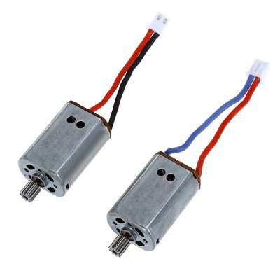 X8HG CW CCW MotorRC Quadcopter Parts<br>X8HG CW CCW Motor<br><br>Compatible with: For RC racing quadcopter<br>Package Contents: 1 x CW Motor, 1 x CCW Motor<br>Package size (L x W x H): 12.00 x 12.00 x 10.00 cm / 4.72 x 4.72 x 3.94 inches<br>Package weight: 0.066 kg<br>Product size (L x W x H): 10.00 x 10.00 x 9.00 cm / 3.94 x 3.94 x 3.54 inches<br>Type: Motor