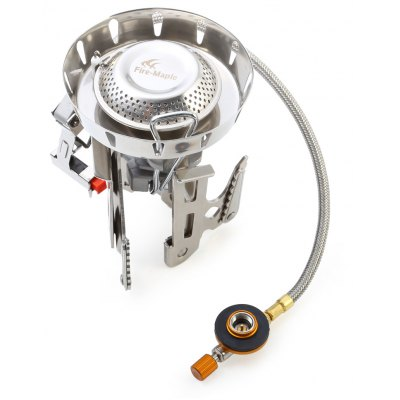Fire - Maple Hard Rock Gas Stove