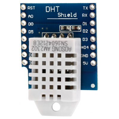 DHT22 SingleBus Digital Temperature Humidity Sensor Board