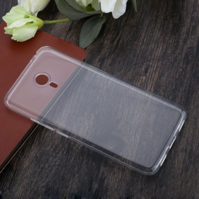 ASLING Transparent TPU Soft Case for MEIZU Note 3