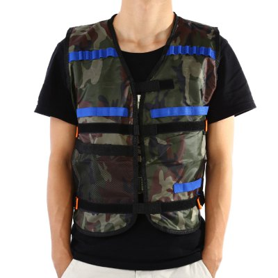 Kid Soft Bullet Gun Tactical Vest