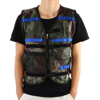 Soft Bullet Gun Tactical Vest