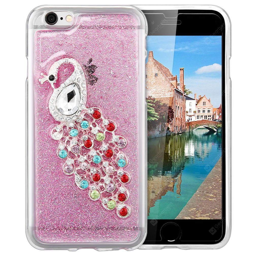 Diamond Style Protective Case for iPhone 6 - 6S