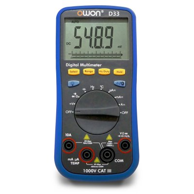 OWON D33 AC / DC Voltage Digital Universal Meter
