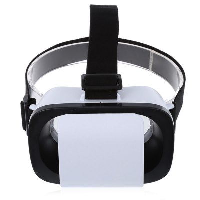 Mini Lightweight Virtual Reality 3D VR Glasses for 4.7 - 6 inch Smartphone