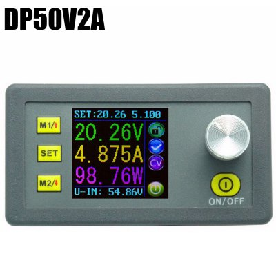 LCD Adjustable Voltage Meter
