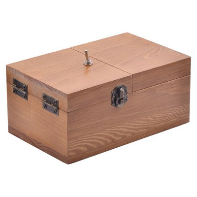 Focalprice FCU003 Wooden Box Electronic Machine