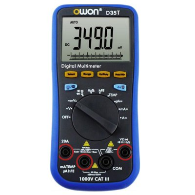 OWON D35T True RMS Auto-scale Digital Universal Meter