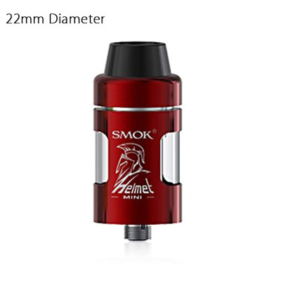 Original Smok 22mm Helmet Mini Tank Atomizer - 2ml