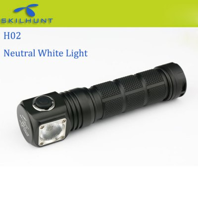 Skilhunt H02 New 820Lm Cree XM L2 LED Headlamp