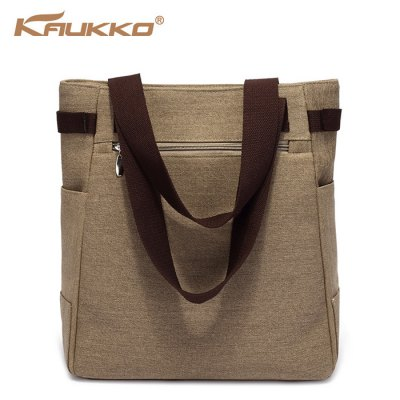 KAUKKO GW093 10L HandbagSling Bag<br>KAUKKO GW093 10L Handbag<br><br>Bag Capacity: 10L<br>Brand: KAUKKO<br>Capacity: 1 - 10L<br>Color: Black,Blue,Khaki<br>For: Exercise and Fitness, Casual, Cycling, Travel, Mountaineering, Hiking<br>Material: Canvas<br>Package Contents: 1 x KAUKKO GW093 Handbag<br>Package size (L x W x H): 35.00 x 32.00 x 8.00 cm / 13.78 x 12.6 x 3.15 inches<br>Package weight: 0.490 kg<br>Product size (L x W x H): 38.00 x 31.00 x 11.00 cm / 14.96 x 12.2 x 4.33 inches<br>Product weight: 0.400 kg