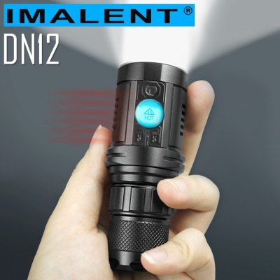 IMALENT DN12 LED Rechargeable Flashlight