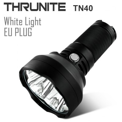 ThruNite TN40 LED Police Flashlight