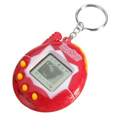 Nostalgic Toy Tiny 49 Pet in One Virtual Pet - 1pc