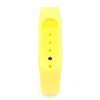 Silicone Watch Strap for Xiaomi Miband 2Smart Watch Accessories<br>Silicone Watch Strap for Xiaomi Miband 2<br><br>Available brand: Xiaomi<br>Material: Silicone<br>Package Contents: 1 x Silicone Watch Strap for Xiaomi Miband 2<br>Package size (L x W x H): 10.00 x 10.00 x 3.50 cm / 3.94 x 3.94 x 1.38 inches<br>Package weight: 0.040 kg<br>Product size (L x W x H): 24.00 x 1.80 x 0.88 cm / 9.45 x 0.71 x 0.35 inches<br>Product weight: 0.014 kg<br>Type: Smart watch / wristband band