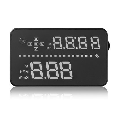 A3 Car OBD II Interface HUD Head Up Display