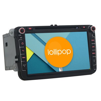 JieYou J - 8813 - 8H Car Multi-media Player GPS Navigation