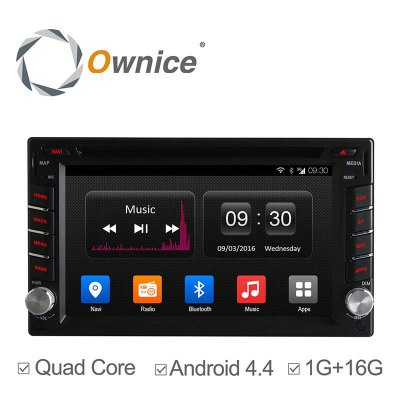 Ownice C300 OL - 6666T Android 4.4 6.2 inch Car GPS DVD Player