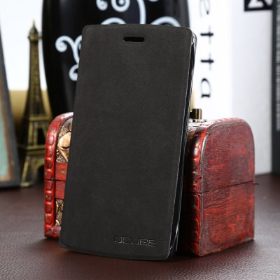 OCUBE PU Leather Full Body Protective Case for Doogee X5 Max
