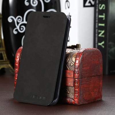 OCUBE PU Leather Full Body Protective Case for Vernee Thor