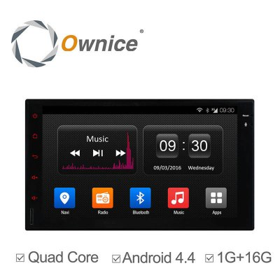 Ownice OL - 7001T Android 4.4 7 inch Car GPS Media Player