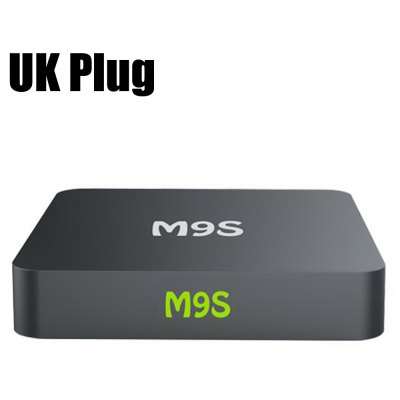 M9S TV Box Quad Core Amlogic S905