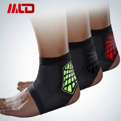 MLD LF - 1127 Ankle SupportsSports Protective Gear<br>MLD LF - 1127 Ankle Supports<br><br>Brand: MLD<br>Color: Black,Green,Red<br>Model Number: LF - 1127<br>Package Content: 1 x MLD LF - 1127 Sports Ankle Support<br>Package size: 18.00 x 16.00 x 3.00 cm / 7.09 x 6.3 x 1.18 inches<br>Package weight: 0.097 kg<br>Product weight: 0.031 kg<br>Size: L,M,S<br>Type: Ankle Support