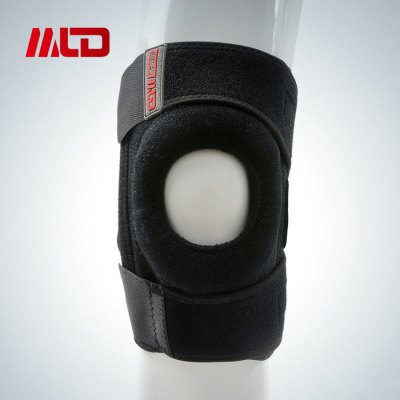 MLD LF - 1106 Sports Knee PadSports Protective Gear<br>MLD LF - 1106 Sports Knee Pad<br><br>Brand: MLD<br>Color: Black<br>Material: Nylon, Rubber<br>Model Number: LF - 1106<br>Package Content: 1 x MLD LF - 1106 Knee Pad<br>Package size: 25.00 x 16.00 x 3.00 cm / 9.84 x 6.3 x 1.18 inches<br>Package weight: 0.150 kg<br>Product size: 55.00 x 19.00 x 1.00 cm / 21.65 x 7.48 x 0.39 inches<br>Product weight: 0.115 kg<br>Target User: Unisex<br>Type: Knee Pad