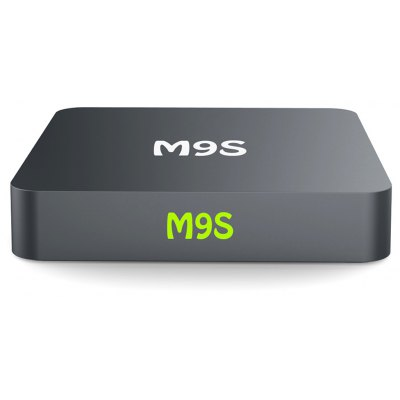 M9S Android TV Streaming Box Quad Core Amlogic S905