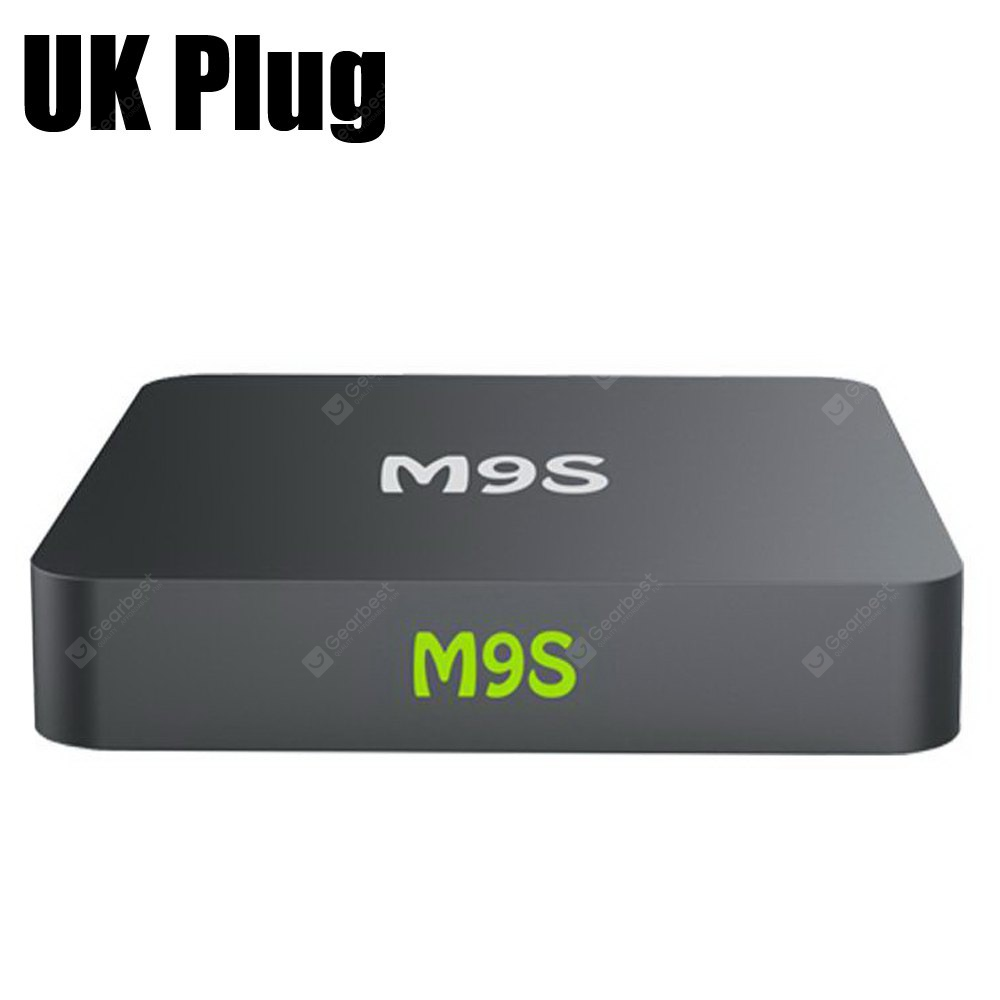 M9S Smart Android Box TV Quad Core Amlogic S905