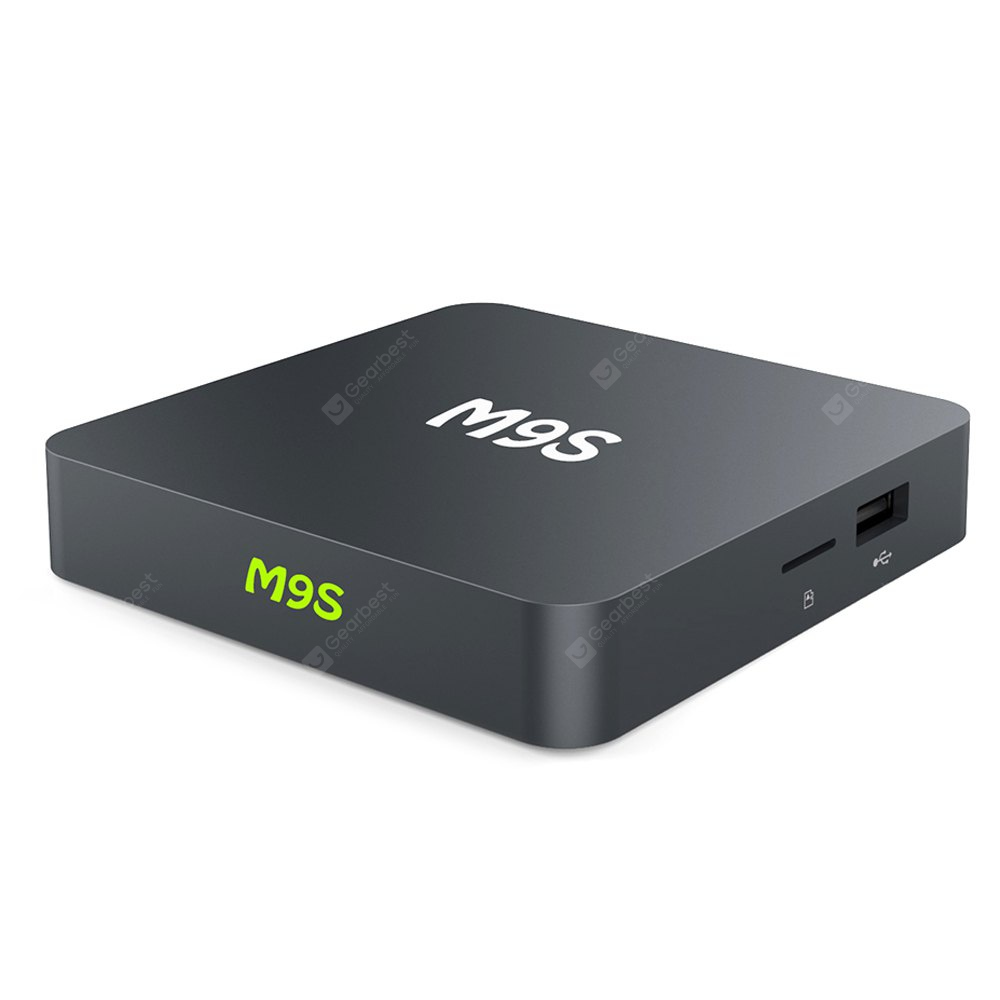 M9S Android TV Set Top Box Quad Core Amlogic S905