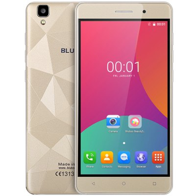Bluboo Maya Android 6.0 5.5 inch 3G Phablet