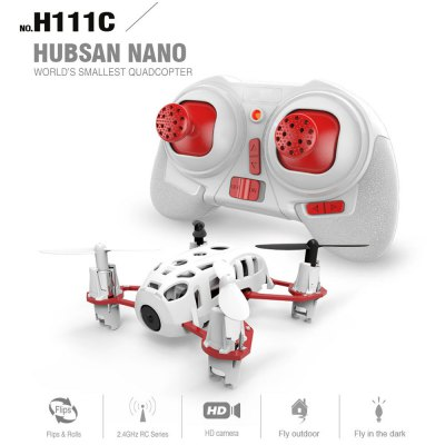 Hubsan H111C Mini Nano 2.4G 4CH RC Quadcopter