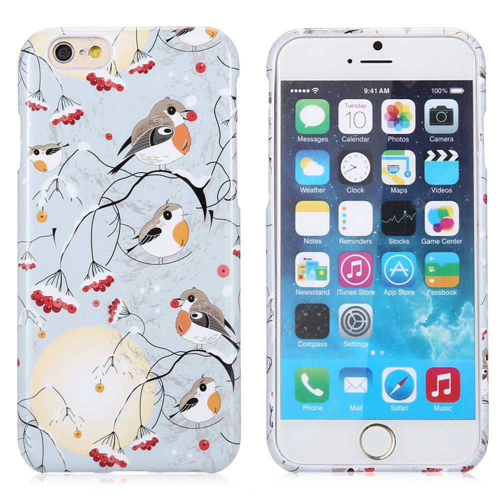 Protective Phone Back Case for iPhone 6 - 6S