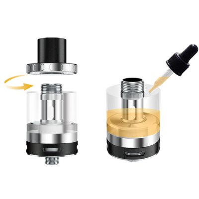 Original Aspire Atlantis Evo Tank Atomizer E-cig Clearomizer