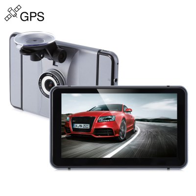 7 inch Android Car GPS Navigator DVR