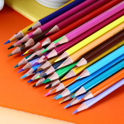 Deli 48 in 1 Color Pencil SetDeli 48 in 1 Color Pencil Set<br><br>Brand: Deli<br>Available color: Multi-color<br>Material: Wood<br>Product weight: 0.311 kg<br>Package weight: 0.332 kg<br>Product size (L x W x H): 19.00 x 7.00 x 7.00 cm / 7.48 x 2.76 x 2.76 inches<br>Package size (L x W x H): 20.00 x 8.00 x 8.00 cm / 7.87 x 3.15 x 3.15 inches<br>Package Contents: 48 x Deli Color Pencil, 1 x Case