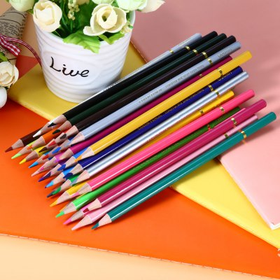 Deli 36 in 1 Color Pencil Set