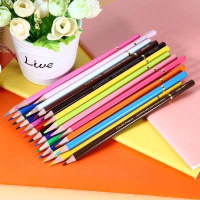 Deli 24 in 1 Color Pencil Set