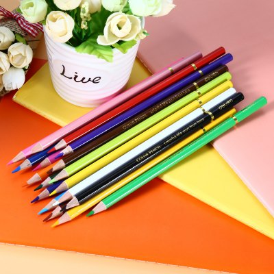 Deli 18 in 1 Color Pencil Set