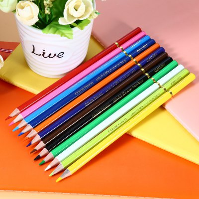 Deli 12 in 1 Color Pencil Set