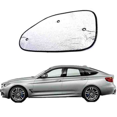 1405015 2pcs Nylon Car Window Sunshade