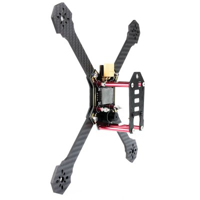 EMAX Nighthawk - X6 240mm FrameRacing Frame<br>EMAX Nighthawk - X6 240mm Frame<br><br>Brand: EMAX<br>Type: Frame Kit<br>Package weight: 0.154 kg<br>Package size (L x W x H): 25.00 x 5.00 x 2.00 cm / 9.84 x 1.97 x 0.79 inches<br>Package Contents: 1 x Frame Kit