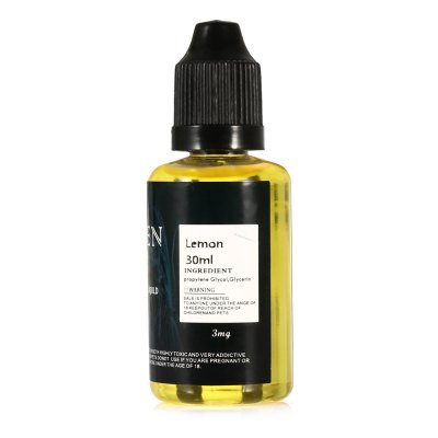 SEVEN Lemon Flavor E-juice