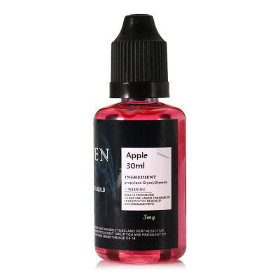 SEVEN Apple Flavor E-juice