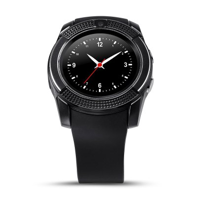 TenFifteen A10 Smartwatch PhoneSmart Watch Phone<br>TenFifteen A10 Smartwatch Phone<br><br>Brand: TenFifteen<br>Type: Watch Phone<br>CPU: MTK6261<br>RAM: 32MB<br>ROM: 64MB<br>External Memory: TF card up to 32GB (not included)<br>Compatible OS: Android<br>Wireless Connectivity: Bluetooth,GSM<br>Network type: GSM<br>Frequency: GSM850/900/1800/1900MHz<br>GPS: No<br>Bluetooth: Yes<br>Bluetooth version: V3.0<br>Screen type: IPS<br>Screen size: 1.22 inch<br>Screen resolution: 240 x 240<br>Camera type: Single camera<br>Front camera: 0.08MP<br>SIM Card Slot: Single SIM(Micro SIM slot)<br>TF card slot: Yes<br>Speaker: Supported<br>Picture format: JPEG<br>Music format: MP3,WAV<br>Languages: English, French, Spanish, Polish, Italian, German, Dutch, Turkish, Arabic<br>Additional Features: 2G,Alarm,Bluetooth,Notification,People,Sound Recorder<br>Functions: Anti-lost alert,Message,Pedometer,Remote Camera,Sedentary reminder,Sleep monitoring<br>Cell Phone: 1<br>Battery: 280mAh Built-in<br>USB Cable: 1<br>User Manual: 1<br>Product size: 5.30 x 4.48 x 1.30 cm / 2.09 x 1.76 x 0.51 inches<br>Package size: 11.00 x 9.50 x 7.50 cm / 4.33 x 3.74 x 2.95 inches<br>Product weight: 0.056 kg<br>Package weight: 0.199 kg